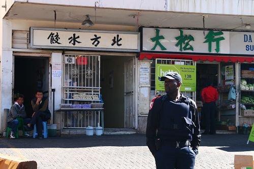 小薇世界杯日记6:南非华人不关心世界杯
