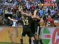 高清视频:克洛泽国家队百场破门助德国2-0领先