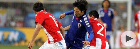 巴拉圭5-3(点)日本 下半场