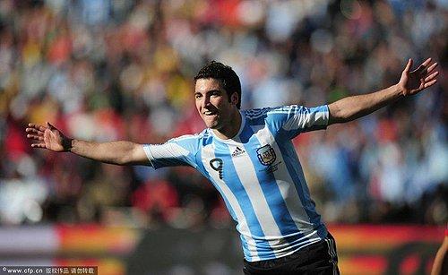 微博热议阿根廷大胜韩国 世界杯开始进入状态
