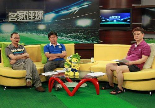 实录:姜滨做客名家评球 西班牙有进决赛实力