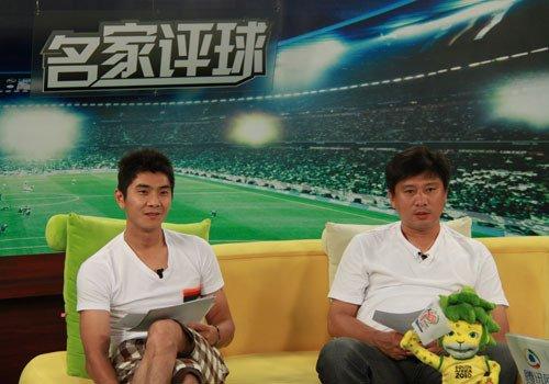 邢傲伟(左)姜滨(右)