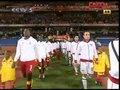 视频:美国VS加纳 双方队员列队走进球场