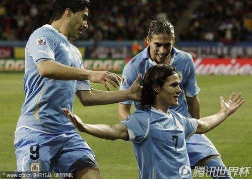 乌拉圭复兴谁才是赢家 欧洲足球孵出南美独苗