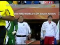 视频:意大利vs新西兰打响 双方队员步入球场