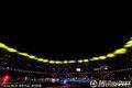 世界杯闭幕式夜景