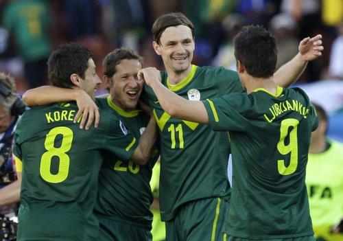 东欧暖风滋润世界杯 他们给欧洲失意豪强暖身