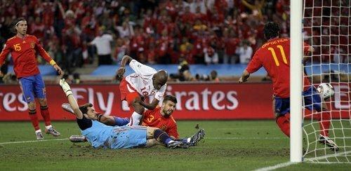 最佳球员:费尔南德斯绝杀 助瑞士胜欧洲冠军