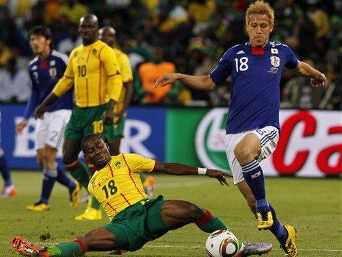 亚非球队世界杯战绩PK:亚洲8战1负占尽优势