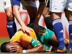 视频:科特迪瓦2-0日本 德罗巴破门负伤下场