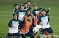 韩国队训练备战(6)