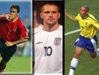 视频:巨星无缘南非世界杯 传奇待后人谱写