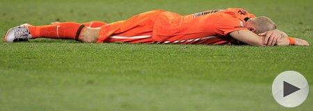2010南非世界杯决赛 荷兰0-1西班牙 加时赛