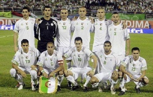 阿尔及利亚队公布23人大名单 拉齐奥中场被刷
