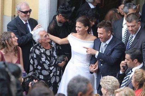 无缘世界杯不失意 小罗帕托度假卡萨诺结婚