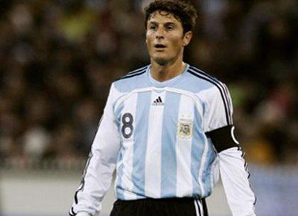 萨内蒂发短信支持阿根廷 感人举动诠释蓝白魂