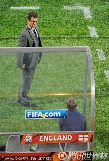 2010世界杯C组:英格兰1-1美国