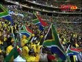 视频:《飘扬的旗帜》响彻全场 世界杯终来到