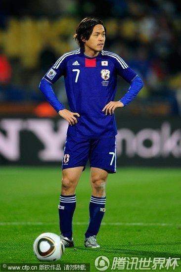 2010世界杯E组末轮:丹麦Vs日本