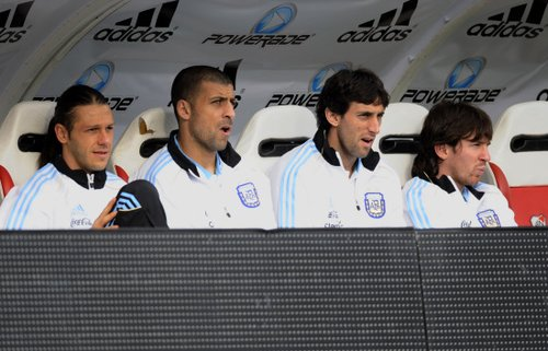 阿根廷世界杯阵型定型 百变老马终定攻守平衡