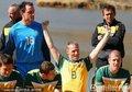 澳大利亚队拍合照(7)