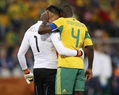 世界杯80年最大悲剧 南非成首支未晋级东道主