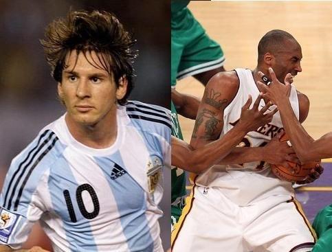 世界杯逼退科比加内特 足球这次完成大翻身?