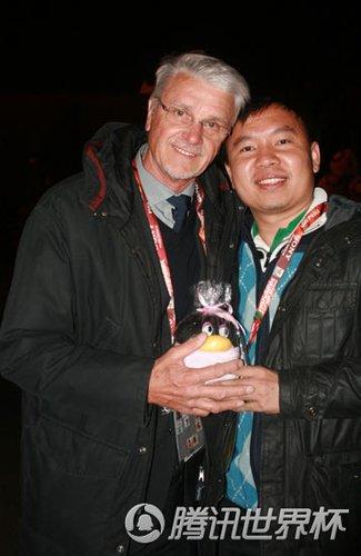 专访雅凯:中国足球体制有问题 未来堪比日本