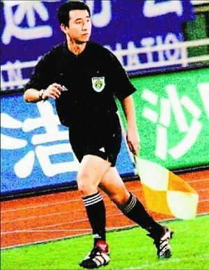 中国体育教师将执法世界杯:一定给国足张脸