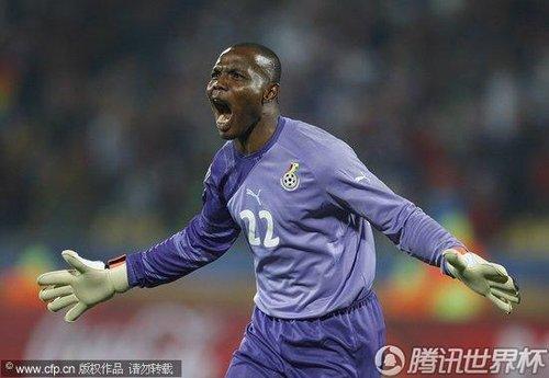 2010世界杯1/8决赛:美国Vs加纳