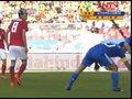 视频:希腊定位球配合失败 战术运用仍显生疏