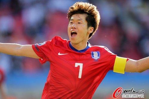 FIFA官网:朴智星无愧最佳 已成韩国足球传奇