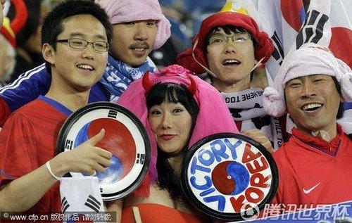 2010世界杯小组赛B组末轮:尼日利亚Vs韩国