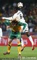 图文:加纳VS澳大利亚 蒙萨力压对手