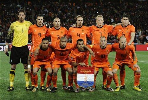 无冕之王悲情谢幕 四年后的荷兰能否卷土重来