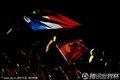 看台上荷兰国旗飘扬