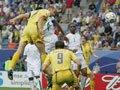 06世界杯进球FLASH:舍甫琴科近门头球得分