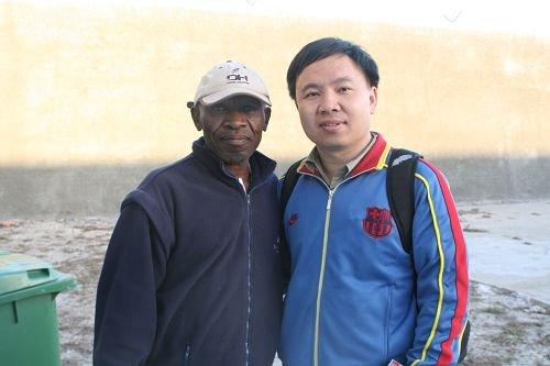 记者手记:寻找曼德拉 伟人精神永世激励南非