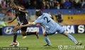 卢加诺阻截对手