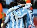 视频:阿根廷2010年南非世界杯进球全记录