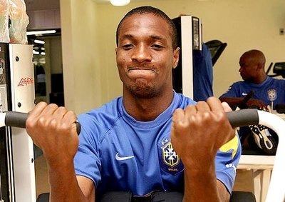 巴西世界杯大名单之吉尔伯托