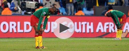 喀麦隆1-2丹麦 下半场
