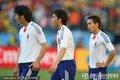 日本球员士气低落