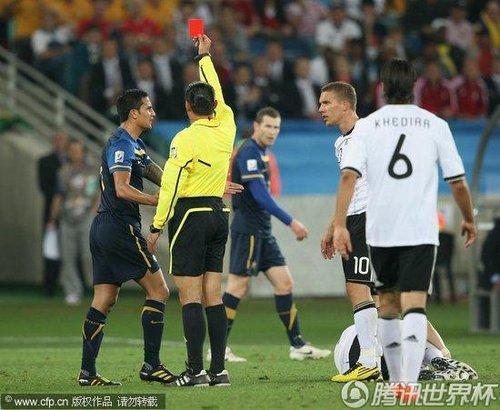 编辑推荐:2010世界杯红牌盘点(滚动更新)