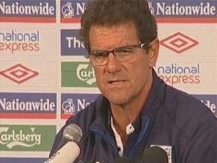 卡佩罗深化教练组改革 放弃两位英格兰人