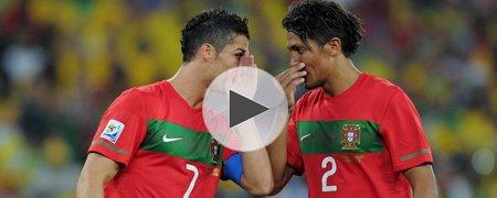 葡萄牙0-0巴西 下半场