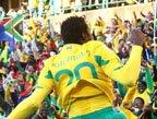 进球合集:南非两球斩法国 马卢达破门难救主
