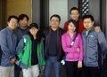 BETVICTOR网络媒体总裁刘胜义赴约堡慰问BETVICTOR记者