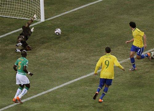 南美洲球队称霸南非 10战8胜2平有何秘诀?
