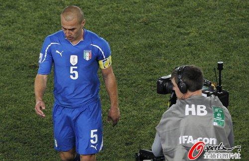 意大利悲剧源于意甲 复兴请先让小世界杯回魂